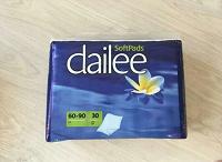 Отдается в дар Одноразовые пеленки Dailee soft pads