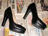 Отдается в дар Туфли 37 размера
