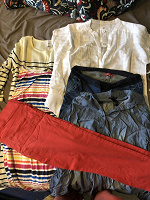 Отдается в дар Одежда для беременных