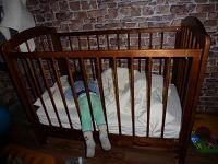 Отдается в дар Кроватка для малыша