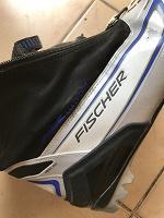 Отдается в дар Лыжные ботинки fisher
