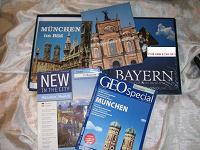 Отдается в дар Книги, журналы / Мюнхен, Бавария