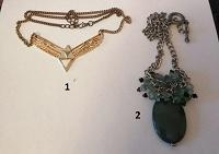 Отдается в дар Бижутерия: подвески и браслеты