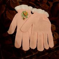 Отдается в дар Детские перчатки для девочек