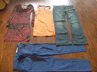 Отдается в дар Одежда для девушек от Наи