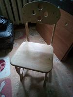 Отдается в дар Детские стулья