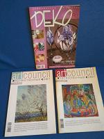 Отдается в дар Журналы для художников и рукодельниц
