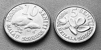 Отдается в дар Монеты экзотические