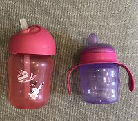 Отдается в дар Бутылки Avent для малышей для воды