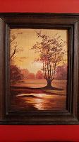 Отдается в дар Картина«Осень».