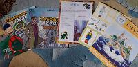Отдается в дар Детские журналы развивашки