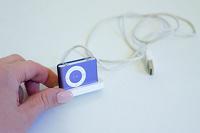 Отдается в дар Плеер Apple iPod