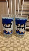 Отдается в дар Стаканы «Пингвины Мадагаскара»