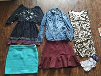 Отдается в дар Одежда для девушек от 42 до 52