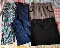 Отдается в дар Одежда для девочки рост146см