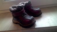 Отдается в дар Зимние ботинки 23 размера!