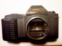 Отдается в дар Нетрудоспособный фотоаппарат Canon