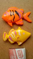 Отдается в дар рыбки от магнитной рыбалки