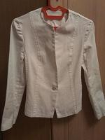Отдается в дар Пиджак белый, размер росс.38-40