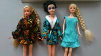 Отдается в дар Одежда для кукол типа «Барби»