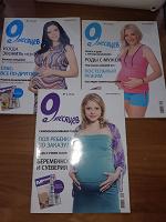 Отдается в дар Журналы Мама и малыш, 9 месяцев