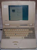 Отдается в дар Ноутбук «Toshiba T2400CT»