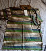 Отдается в дар Новая мужская футболка-поло
