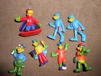 Отдается в дар Мелкие игрушки 2