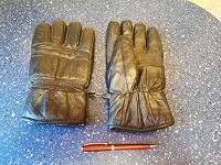 Отдается в дар Мужские перчатки