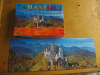 Отдается в дар Пазл-160 Замок в Германии