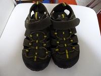 Отдается в дар летняя обувь на мальчика