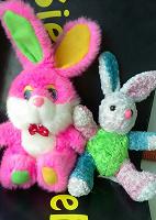 Отдается в дар Радужные зайцы