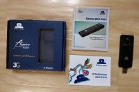Отдается в дар USB-модем AirPlus MCD-800 для сети SkyLink