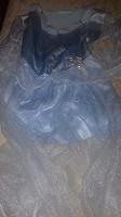 Отдается в дар платье снегурочки в ремонт или куклам