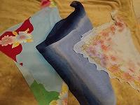 Отдается в дар шейные платочки