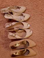 Отдается в дар Летняя обувь 36 размера