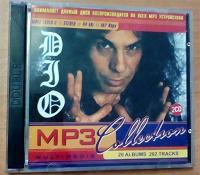 Отдается в дар Музыкальный диск CD DIO Collection