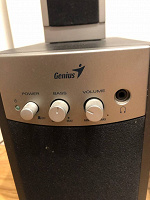 Отдается в дар Компьютерная акустика Genius