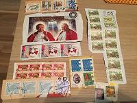 Отдается в дар Иностранные и российские марки