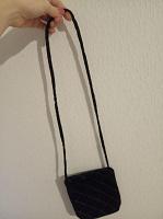 Отдается в дар Маленькая бархатная сумочка