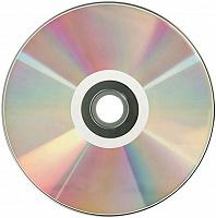 Отдается в дар Диск DVD-R 4.7 Гб односторонний и новый — болванка без логотипа