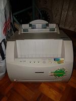 Отдается в дар Лазерный принтер ML-1250 рабочий с картриджами