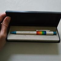 Отдается в дар Футляр+ручка