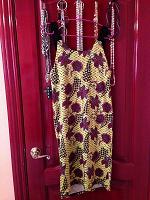 Отдается в дар Летнее платье Zara р. 42