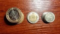 Отдается в дар Современные монеты Турции