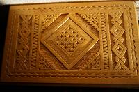 Отдается в дар деревяная шкатулка