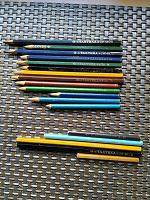 Отдается в дар Ретро-карандаши