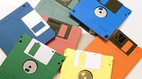 Отдается в дар Floppy дискеты (более 30 штук)