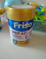 Отдается в дар Смесь Friso pep АС.