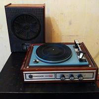 Отдается в дар Электрофон сетевой транзисторный «Россия-323»